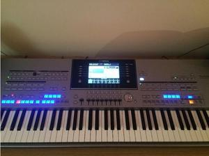 Yamaha Tyros 5 with 76 keys from  in Hounslow