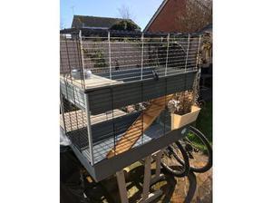 2 tier guinea pig cage. in Wokingham