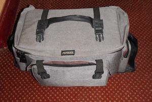 Camera bag with accessories