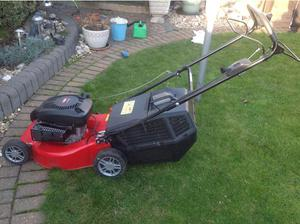 Champion petrol mower in Sittingbourne