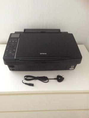 how to connect epson printer to scan