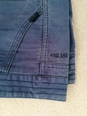 Fat Face short navy skirt size 12 £5