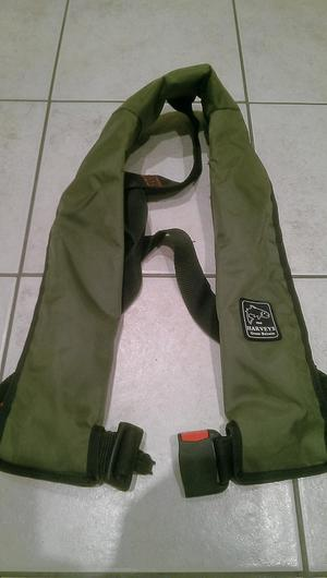Fly fishing lifejacket