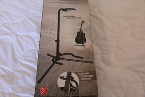 Guitar stand as new