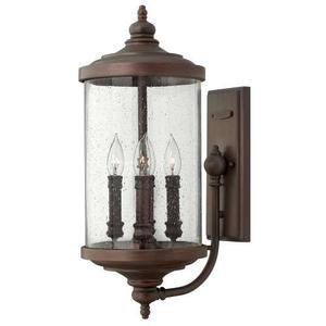 "Hinkley Lighting  Victorian Bronze 22.5"" Height 4 Light"