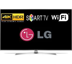 "LG 43UJ701V 43"" LED Smart TV WiFi 4K Ultra HD Freeview HD"