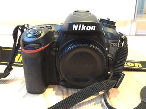 Nikon D + Lenses and accessories