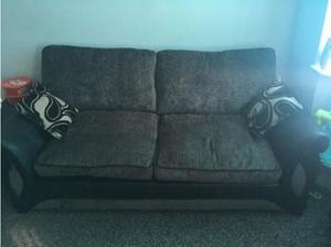 Sofa - DFS large 2 seater and 3 seater in Portsmouth