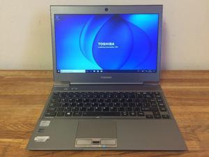 Very Fast Toshiba Z930 Celular - iU - 8GB Ram - 256 GB SSD - Windows 10 Laptop PC