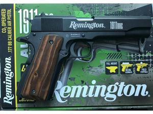 remington mm co2 blowback,with wood grips in Barking