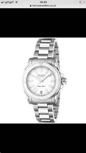 Brand new ladies Gucci Dive watch