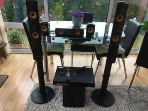 LG surround speakers