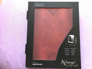 Paperblanks Apple iPad 2,3,4 tablet jacket cover and grip
