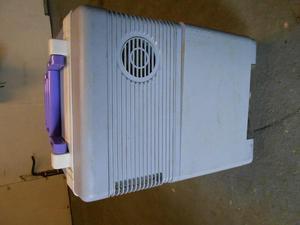 Portable Car Fridge Travel Refrigerator Drink Food Cooler