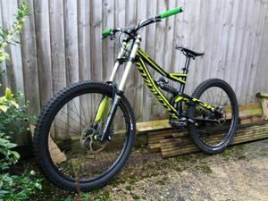 Specialized Status 2 Downhill Bike