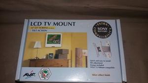 "AVF LCD Wall Mount Tilt TV Bracket to fit "" Television"