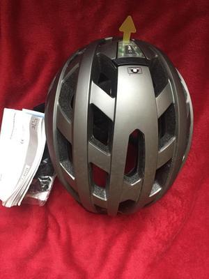 Brand new helmet with lights