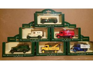 Collectable Diecast toys / the Brookland collection in