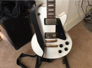 Electric Guitar and Combination Amplifier in Norwich