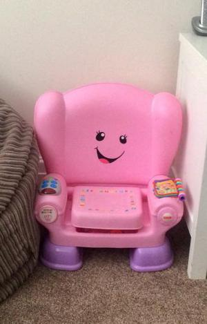 Fisher Price interactive chair