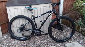Giant revel 0 29er mountain bike