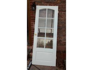 Glazed internal doors in Wellington