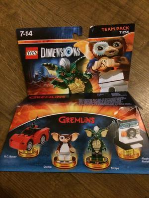 Gremlins Lego dimensions team pack