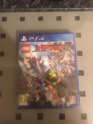 Lego ninjago for PS4 brand new
