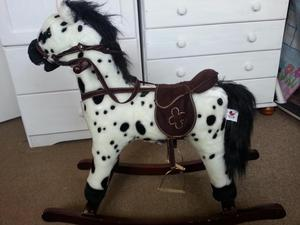 Rocking Horse with sounds. Very good condition. Collection
