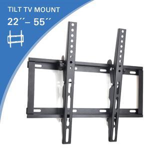 Tv wall mount bracket tilt swivel posot class for Tv wall mount tilt down