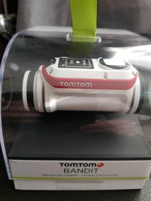 Tomtom action cam bandit