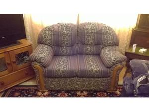 small 2 seater sofa in Exmouth