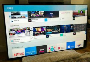 58in Samsung 4K Smart HDR Ultra HD TV WI-FI TV PLUS WARRANTY