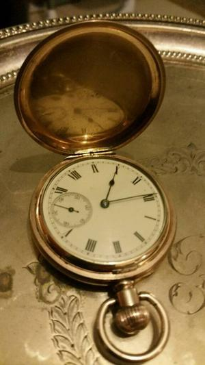 Antique Waltham Full Hunter Pocket Watch