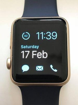 Apple iWatch 42mm version 1, like new used a few times only.