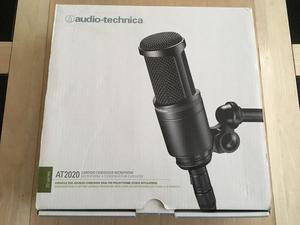 Audio-Technica AT- Studio Microphone with Windshield