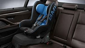BMW Junior 1 Car Seat Complete With Isofix Base.