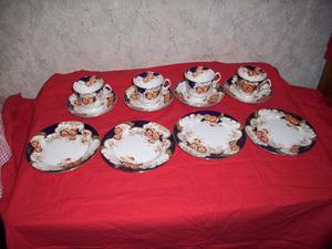 Bone China Four Piece Tea set.