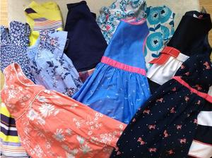 Bundle summer dresses sizes approx.  months in Ipswich