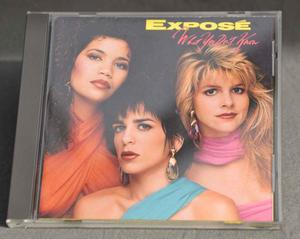 Expose - What You Don't Know CD