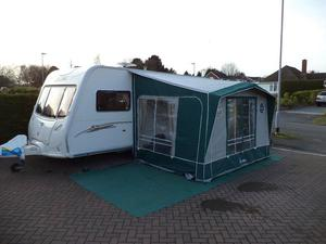 Isabella Magnum Porch Awning And Isabella Tall Posot Class