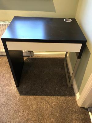 Ikea Fredde Workstation Computer Desk In Great Posot Class