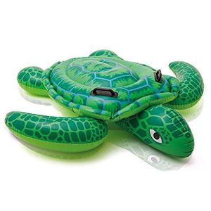 """Intex Lil' Sea Turtle Ride-On 59"""" X 50"""" for Ages 3+"""