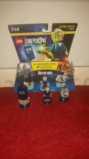 Lego dimensions dr who pack