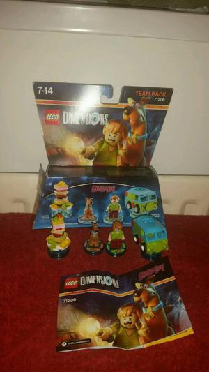 Lego dimensions scooby doo pack