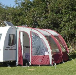 Liberty Como 260 Porch Awning With Breathable Posot Class