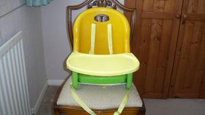 Swing Tray Feeding Booster Seat Posot Class