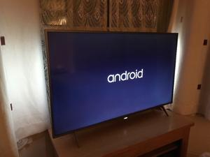 Only Few months old Philips 49 inch 4K ultra hd smart led android tv.ambilight CAN DELIVER