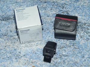 Panasonic DMW-LVF1 electronic finder.