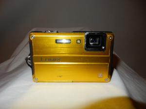 Panasonic LUMIX DMC-FT2 14 MP Digital Camera - Yellow